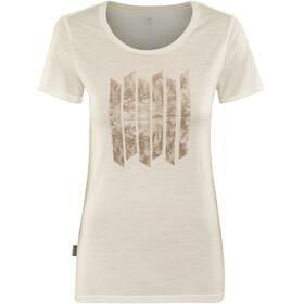 Icebreaker Tech Lite Soundless - Camiseta manga corta Mujer - blanco